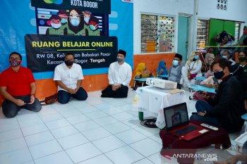 Pemkot Bogor buka ruang belajar online untuk pelajar tidak mampu