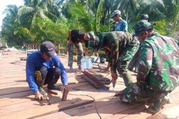 Tanggapan masyarakat atas kegiatan TMMD yang dilaksanakan Kodim 1015/Sampit