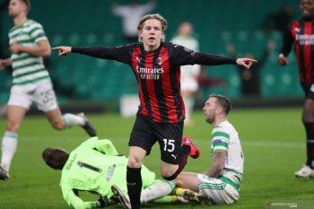 Liga Europa - AC Milan bawa pulang kemenangan 3-1 dari markas Celtic