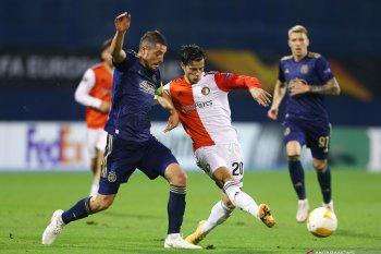 Liga Europa - Feyenoord dan CSKA Moscow petik satu poin di Grup K