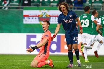 Arteta pasang badan atas blunder Leno di Liga Europa