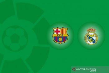 Jadwal Liga Spanyol, ada laga El Clasico perdana musim ini
