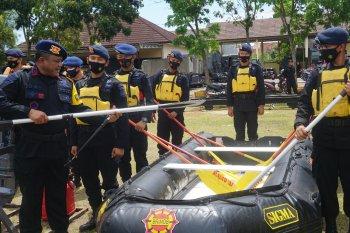 Brimob Banten apel siap siaga antisipasi bencana