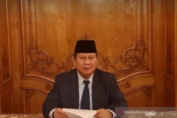 Prabowo: Hutan harus jadi sumber lapangan kerja