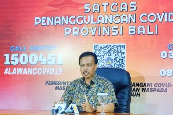 Bali tambah 94 pasien positif  COVID-19 yang sembuh