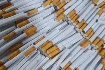 Bea Cukai Kota Ternate amankan 972 bungkus rokok ilegal