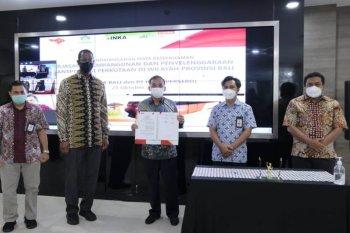 INKA dan Perusda Bali sepakat bangun transportasi tenaga listrik