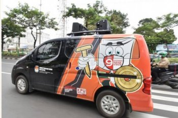 "Sosialisasi Pilkada 2020, KPU Depok keliling gunakan mobil ""wowo-woro"""