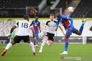 Liga Inggris - Dikalahkan Crystal Palace 2-1, Fulham  perpanjang awal musim ini