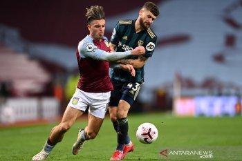 Liga Inggris - Klasemen sementara, setelah Leeds hentikan tren sempurna Aston Villa