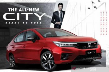All New Honda City generasi kelima dirilis di Filipina