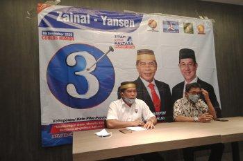 Presiden tanda tangani surat pengunduran diri Zainal Arifin