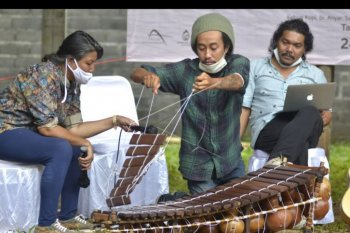 Lokakarya alat musik tradisional
