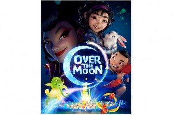 """""""Over the Moon"""", itu film animasi keluarga untuk akhir pekan"""