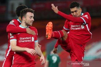 Jadwal Liga Inggris: Liverpool berpeluang gusur Everton dari puncak klasemen