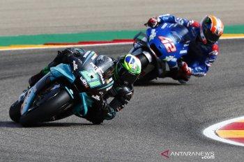 MotoGP: Morbidelli berkelakar ungkap rahasia menang di Grand Prix Teruel