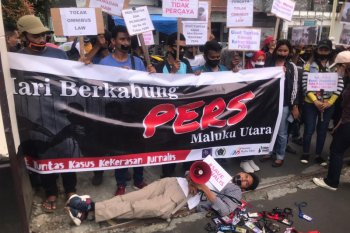 Praktisi hukum: Polda Malut seharusnya terima laporan wartawan diintimidasi