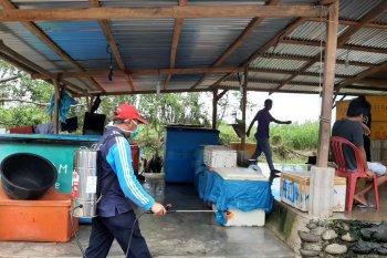 Aktivitas gudang ikan Mukomuko diminta perhatikan protokol kesehatan