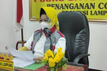 Kasus COVID-19 di Lampung bertambah 50 orang