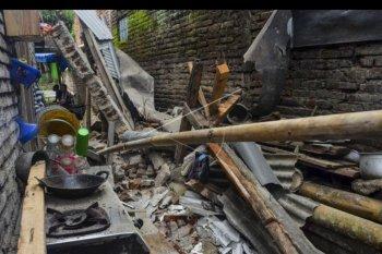 Dampak gempa Pengandaran