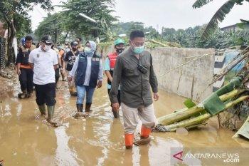 Banjir juga rendam 19 masjid dan mushala di Bogor