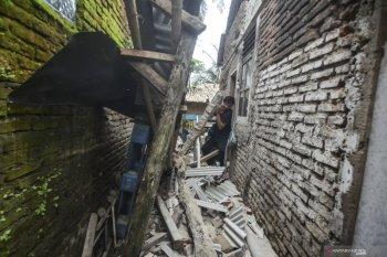 Getaran gempa Pangandaran tidak berdampak kerusakan di Sukabumi