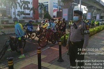 Polisi terkendala ringkus begal sepeda karena korban tidak melapor
