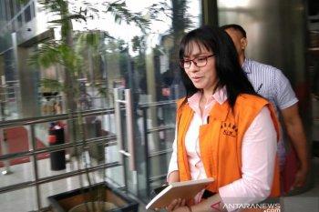 Eks Bupati Kepulauan Talaud Sri Wahyumi  dieksekusi ke Lapas Anak Wanita Tangerang