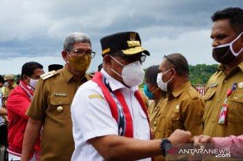 Gubernur hadiri peringatan Sumpah Pemuda di Maluku Tenggara