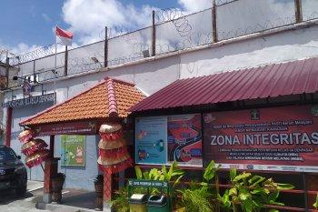 40 WBP dan petugas Lapas Perempuan Denpasar diisolasi