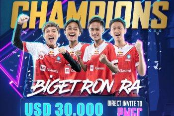 E-Sport: PMPL Finals Season 2 nobatkan Bigetron sebagai juara Asia Tenggara