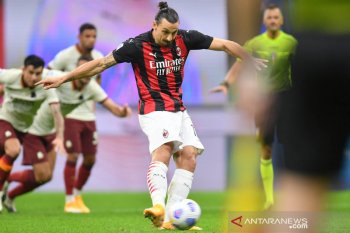 Liga Italia: Start sempurna Milan dihentikan AS Roma lewat drama enam gol