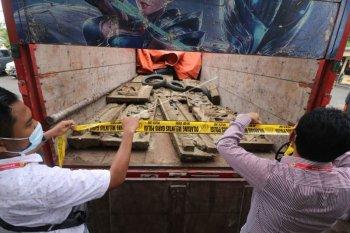 Pencurian Relief Makam Kuno Tionghoa