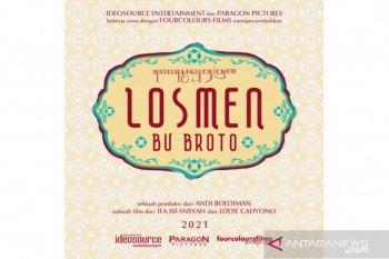 """Serial legendaris """"Losmen"""" diadaptasi dalam bentuk film """"Losmen Bu Broto"""""""