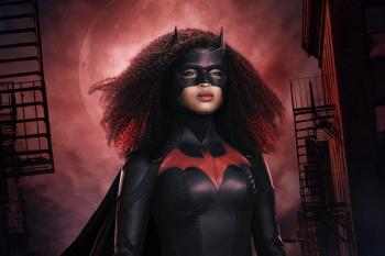 """Tampilan pertama """"Batwoman"""" versi Javicia Leslie"""