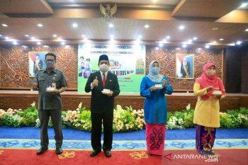 Pemprov Launching Diversifikasi Pangan Lokal, Wagub Hadi : Kenyang Tidak Harus Nasi
