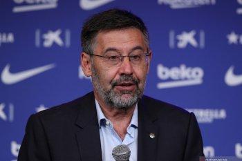Akhiri tujuh tahun kepemimpinannya, Presiden Barca mengundurkan diri