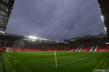 Liga Inggris: MU sebut Old Trafford sudah siap tampung  23 ribu penonton
