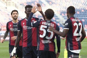 Liga Italia - Bologna dan Sampdoria catatkan kemenangan dalam petandingan putaran tiga