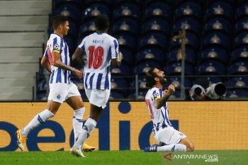 Liga Champions - Porto amankan tiga poin setelah kalahkan  Olympiakos 2-0