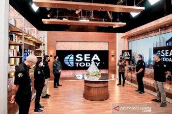 Menparekraf: TV SEA Today untuk promosikan pariwisata RI