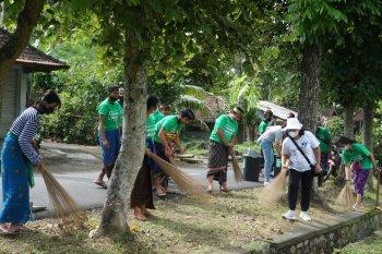 "BKKBN Bali peringati Sumpah Pemuda promosikan ""Go Green Go GenRe"""