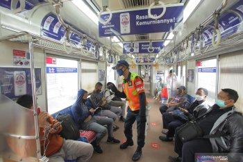 KRL Bekasi-Kota anjlok, KAI rekayasa perjalanan kereta