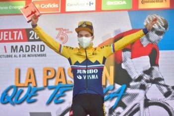 Roglic juarai etape delapan Vuelta a Espana