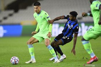 Liga Champions - Bermain imbang Brugge, Lazio bertengger dipuncak klasemen Grup F