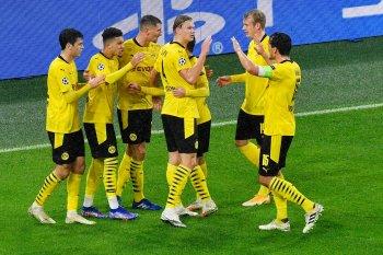 Liga Champions, Dortmund kalahkan Zenit 2-0 berkat Haaland dan Sancho