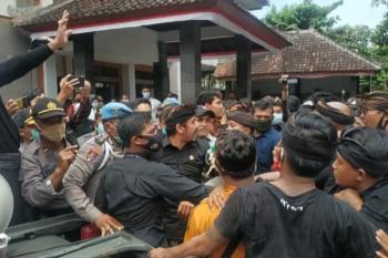 Polda Bali selidiki dugaan kasus penganiayaan anggota DPD