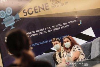 Kemenparekraf latih pelaku ekraf Medan cara menulis skenario kreatif