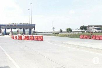 HK catat volume kendaraan lewat tol ke Lampung naik 59 persen