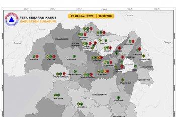 Ada 39 pasien probable COVID-19 Kabupaten Sukabumi meninggal